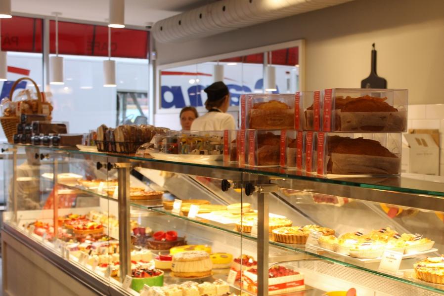 Gascogne  une pâtisserie, boulangerie et chocolaterie au marché Jean,Talon