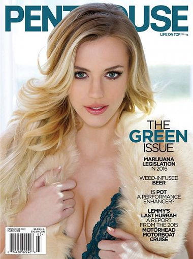 Download Penthouse USA Magazine March 2016 PDF