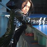 Andrea Rincon, Selena Spice Galeria 5 : Vestido De Latex Negro Foto 119