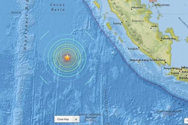 Gempa Bumi Di Indonesia, Tiada Ancaman Tsunami Di Malaysia