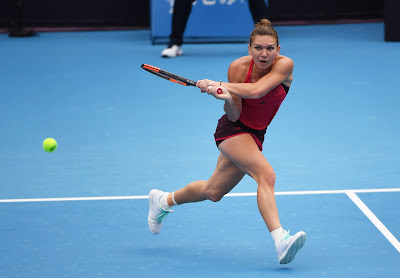 Maria Sharapova, Simona Halep, tenisz, sport, WTA,