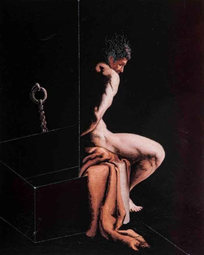 Португальский художник. Joao Figueiredo