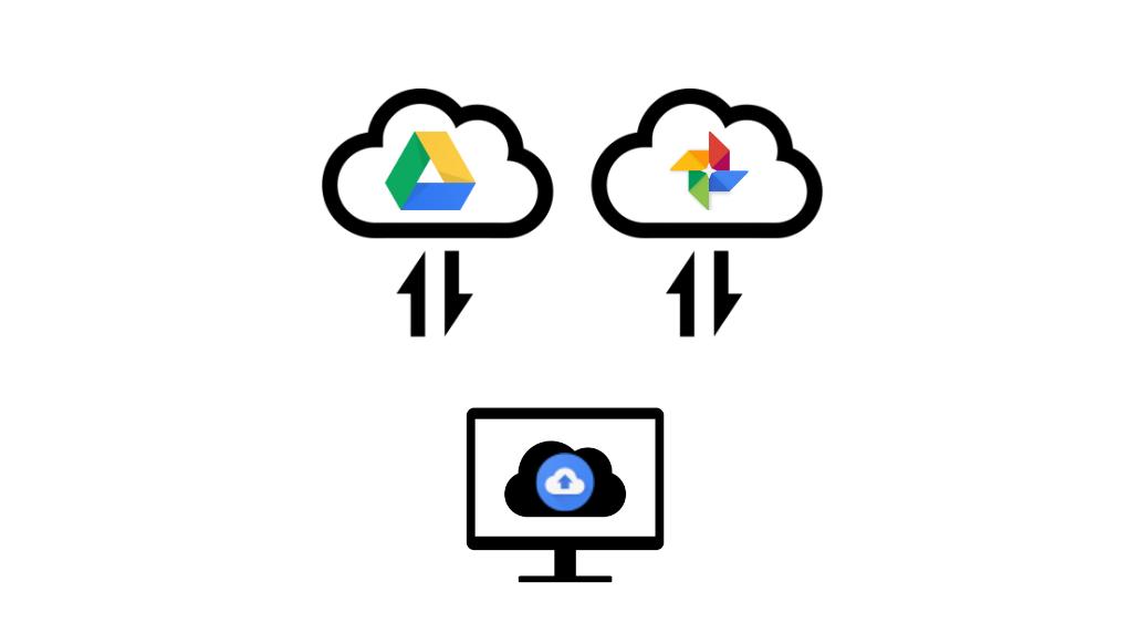 [簡報分享] Google Drive 沒有退役!簡單圖解新版桌面同步軟體