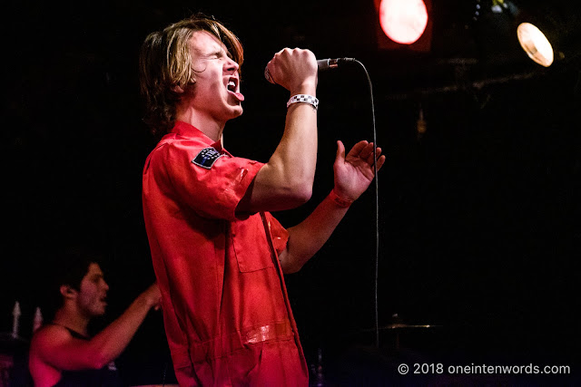 Arrested Youth at The Rivoli on October 21, 2018 Photo by John Ordean at One In Ten Words oneintenwords.com toronto indie alternative live music blog concert photography pictures photos