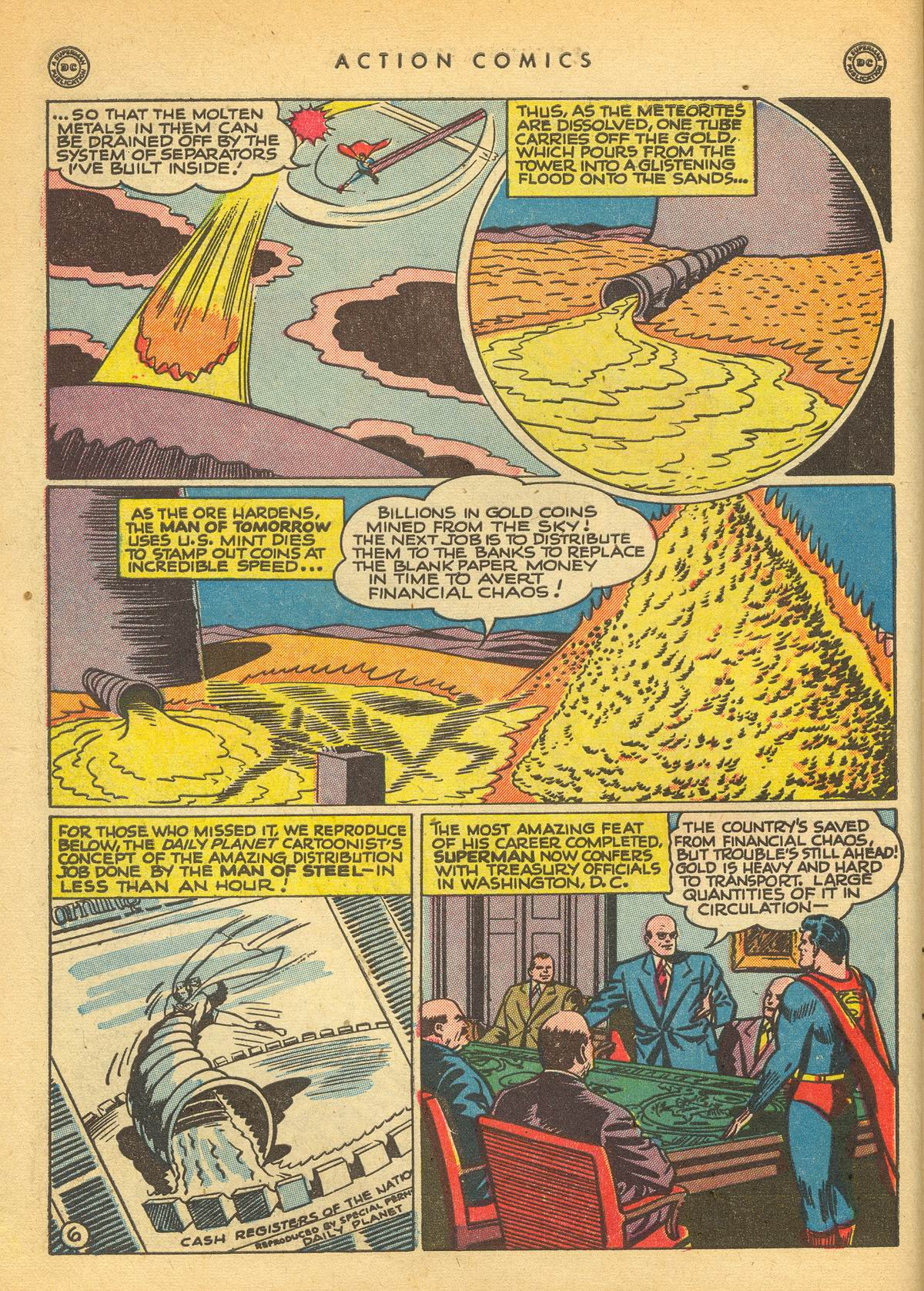 Read online Action Comics (1938) comic -  Issue #109 - 8