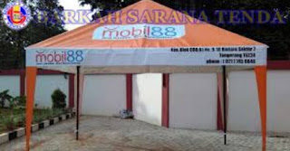 tenda piramid murah