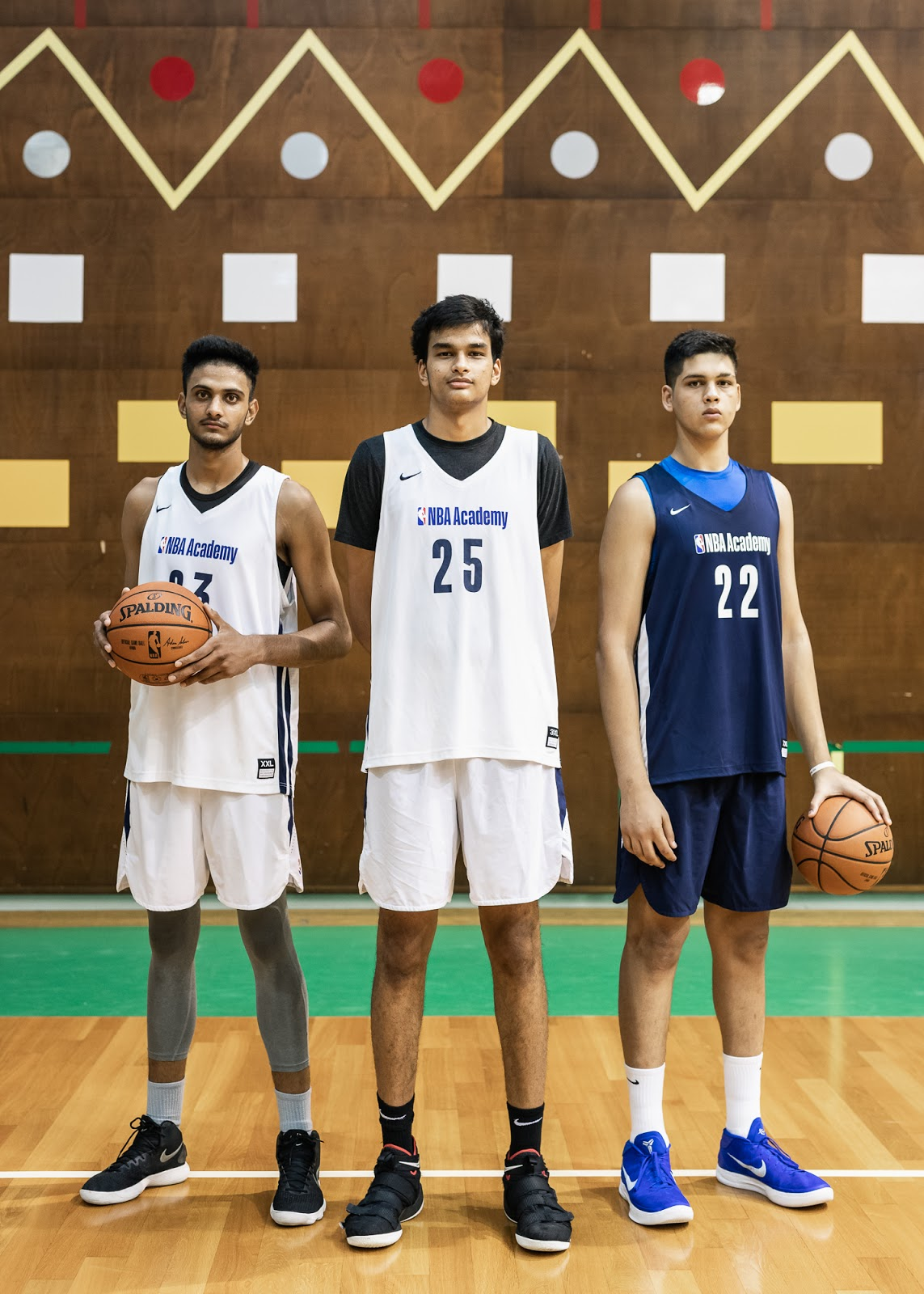 5afe5a53846f The three Indian players representing India presented a tantalising  combination of youth and size  Princepal Singh (age 17
