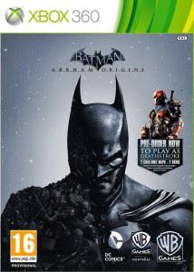 Batman Arkham Origins (XBOX360) DUBLADO PT-BR