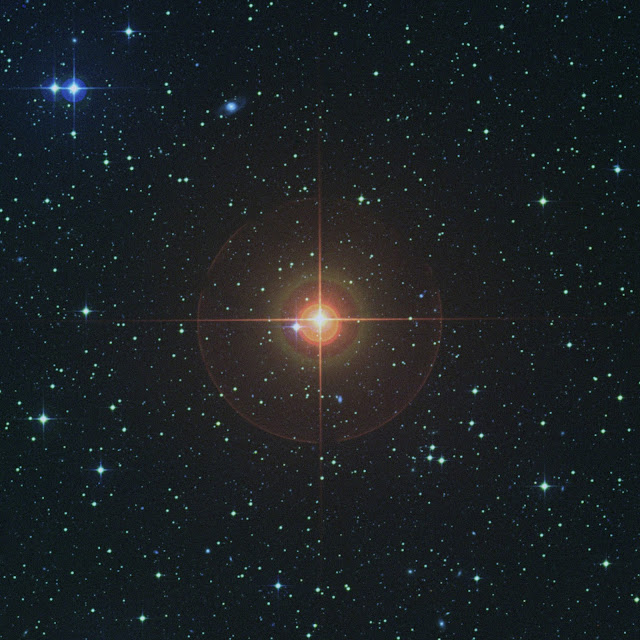 Red giant star gives a surprising glimpse of the sun's future