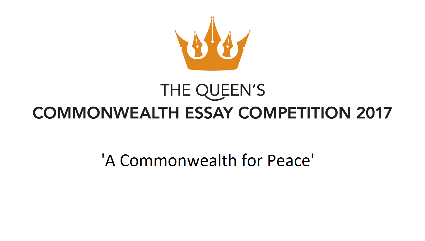 the royal commonwealth essay writing competition 50 more for the royal st lucia police force  the queen's commonwealth essay competition is the world's oldest schools' international writing competition, established in 1883 .