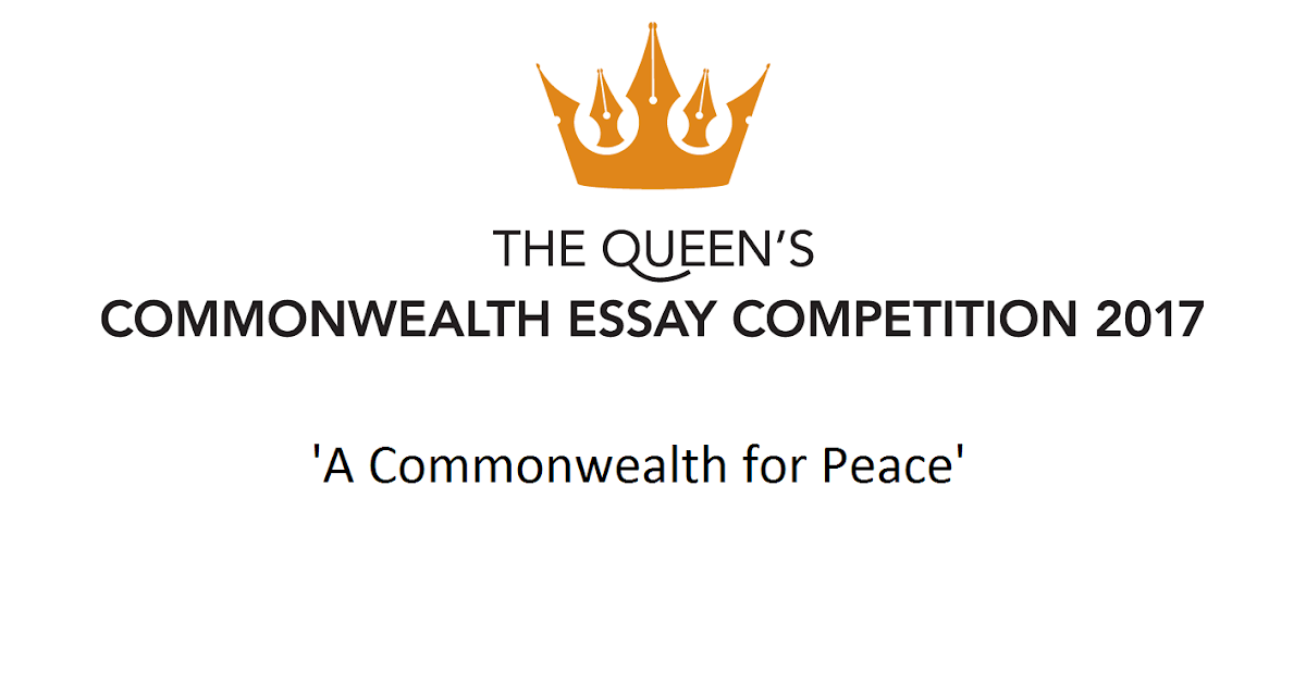 commonwealth essay competition 2012