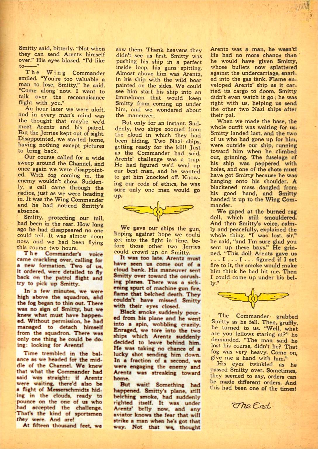 Read online Action Comics (1938) comic -  Issue #50 - 54