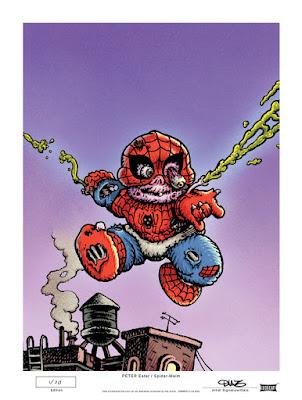PETER Eater Spider-Maim