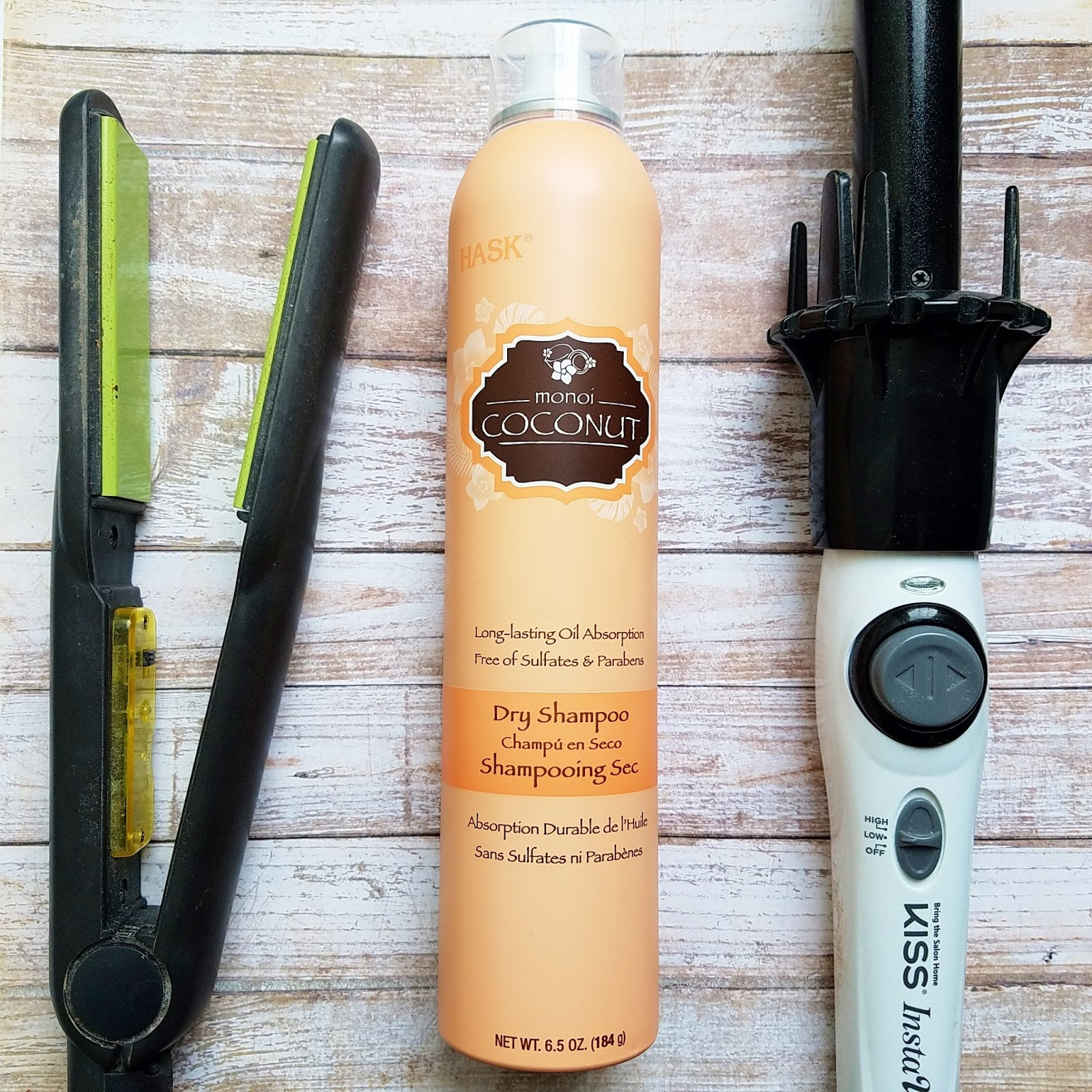 Dry shampoo, blogger review, hair care