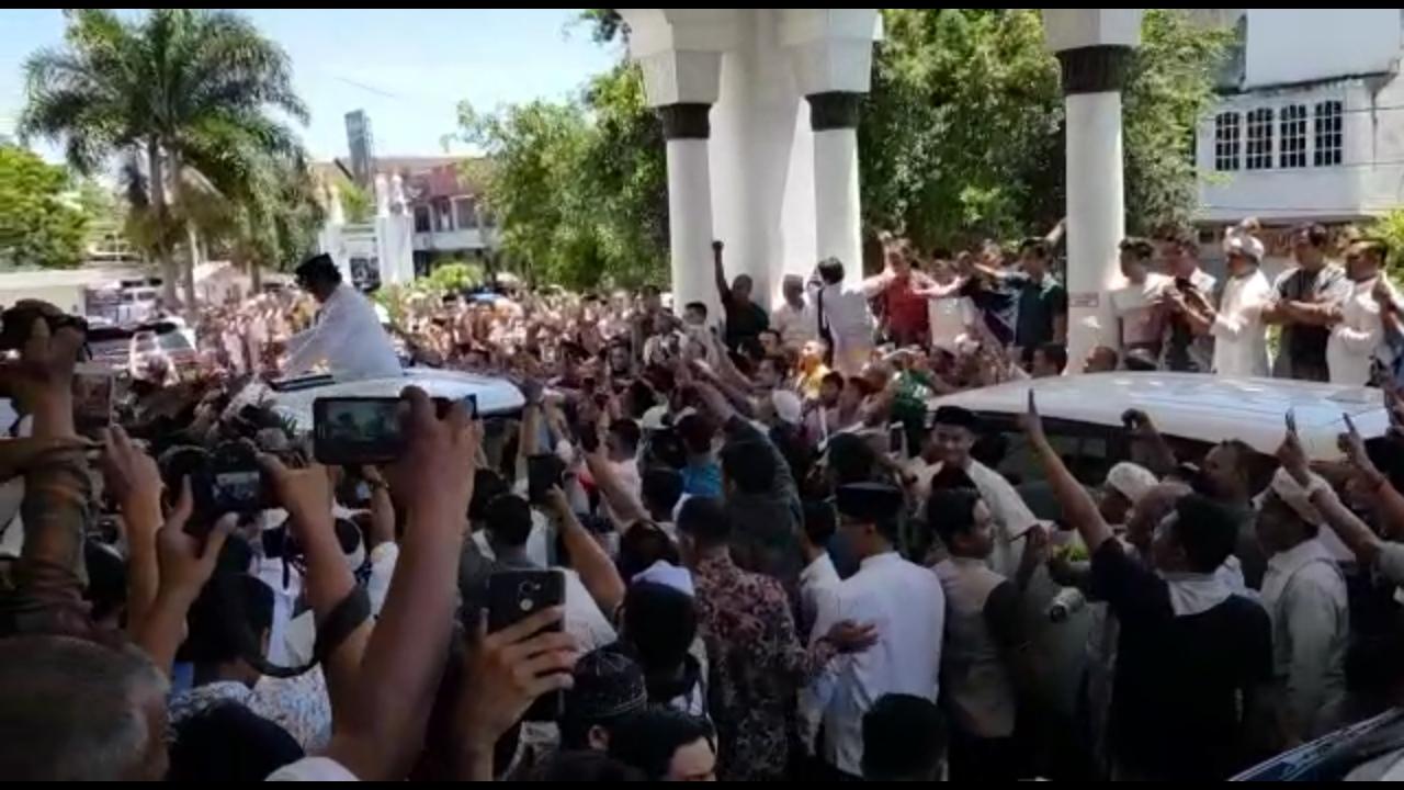 Pak Prabowo, Anda Pasti Tahu Cara Menghadapi Perampok