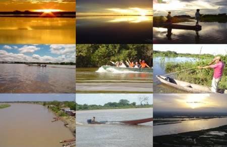 APURE: Conozca los ríos e hidrografia en llanos venezolanos. TURISMO.