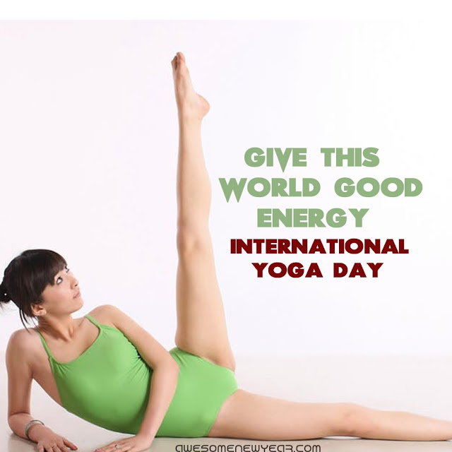 International Yoga Day Images, Photos, Pictures for Free Download