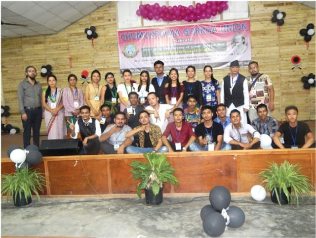 204th Bhanu Jayanti celebrated by Chumukedima Gorkha community
