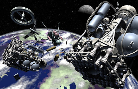 War to infinity and beyond: US Army committee votes for the creation of 'space corps' army branch