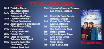 Blog Tour for Christmas at Woolworths