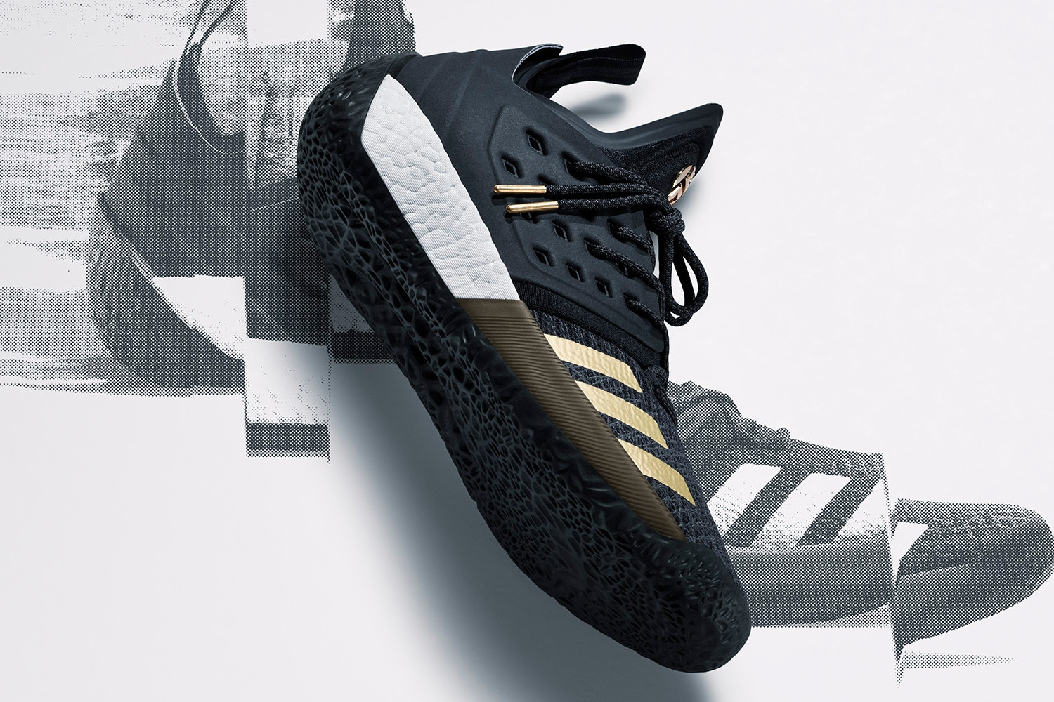 """8e864f44e adidas  Harden Vol.2 is back in a duo of new color choices. Recently the  model surfaced in its """"Traffic Jam"""" and """"Concrete"""" color schemes that are  slated ..."""