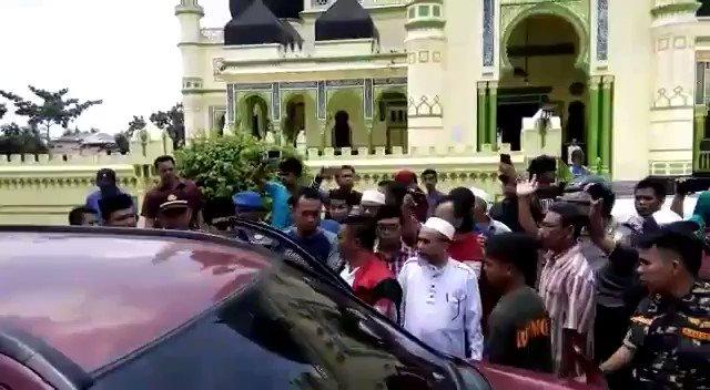Wajar Penolakan terhadap GP Ansor, DPRD Riau Ungkit Perlakuan terhadap UAS