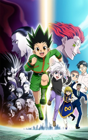 Hunter x Hunter 2011 (+Movie)