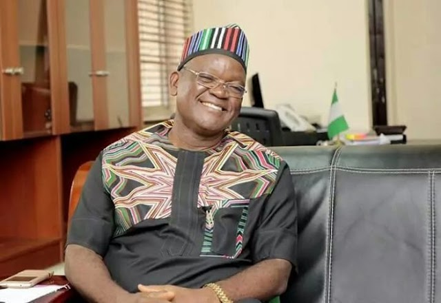 MUST READ: 100 THINGS GOVERNOR SAMUEL ORTOM DID WITHIN ONE YEAR
