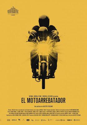 El motoarrebatador 2018 Custom HD Latino