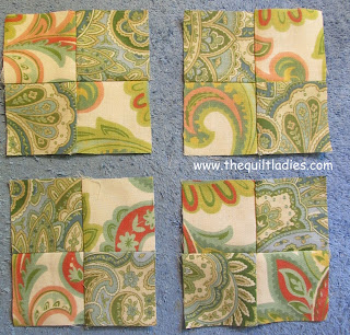 Small Throw Pillow Quilt Pattern