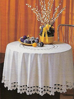 Veľkonočné stolovanie
