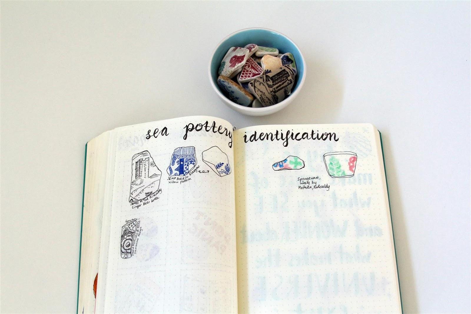 emuse: Sea pottery identification