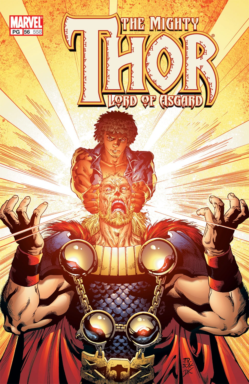 Thor (1998) Issue #56 #57 - English 1