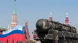 Negara Dengan Senjata Nuklir Terbaik Di Dunia Rusia