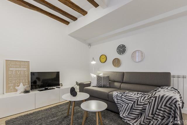 Proyecto de decoración Home Stagin.