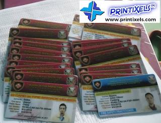 Custom PVC IDs - Digital Printing