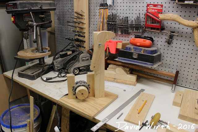 make wood sander, tool, cool ideas, free tools