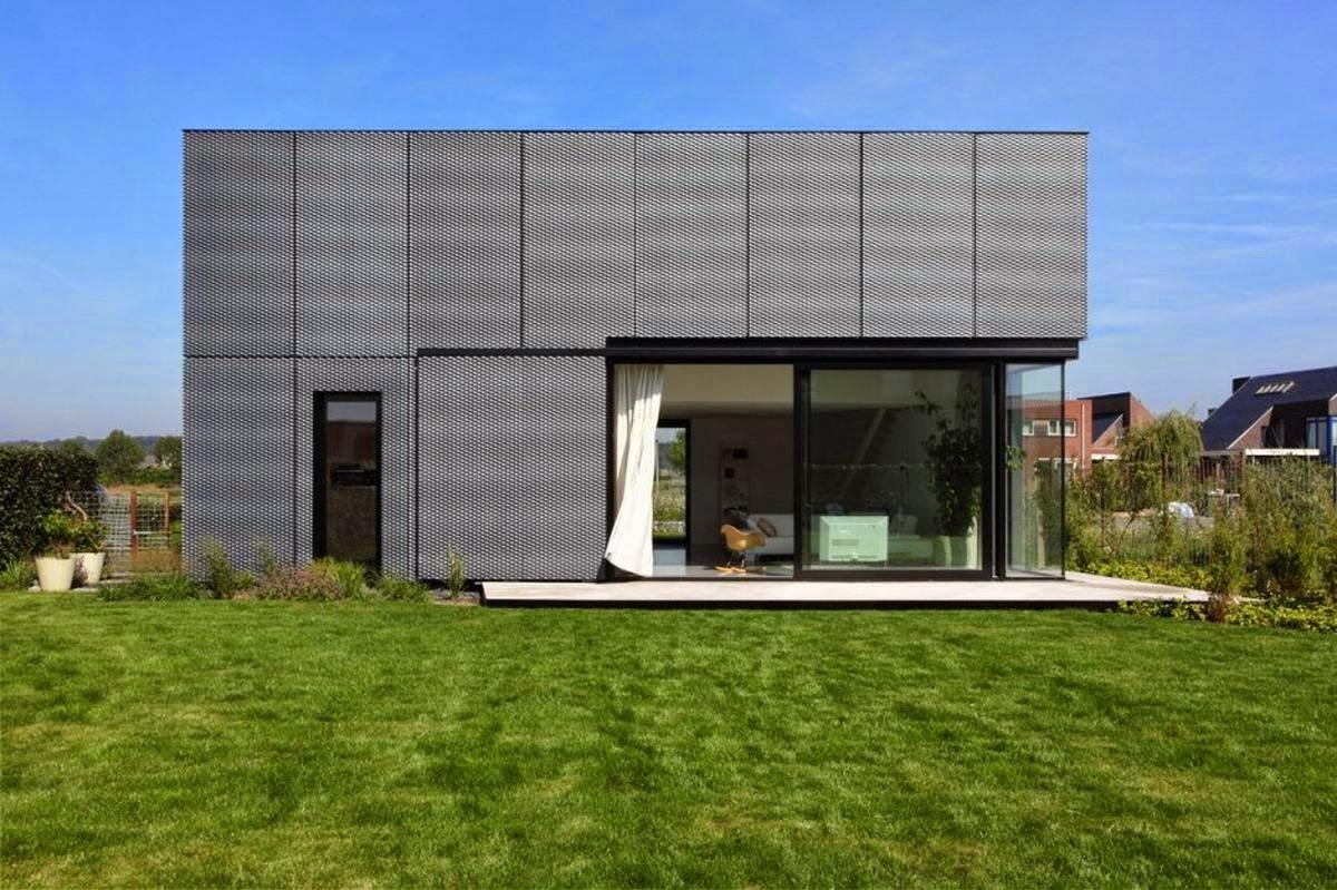 Contoh Fasad Rumah Minimalis Terbaru