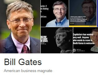 Bill Gates Quotes About Best Achievement Guide Lines