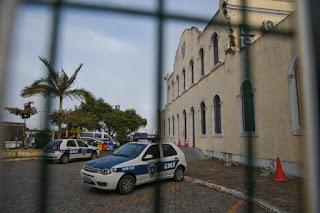 Guarda Municipal de Florianópolis (SC) entra em greve com apenas 30% do efetivo nas ruas