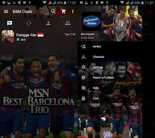 BBM Barcelona Full version Terbaru v3.2.5.12 apk