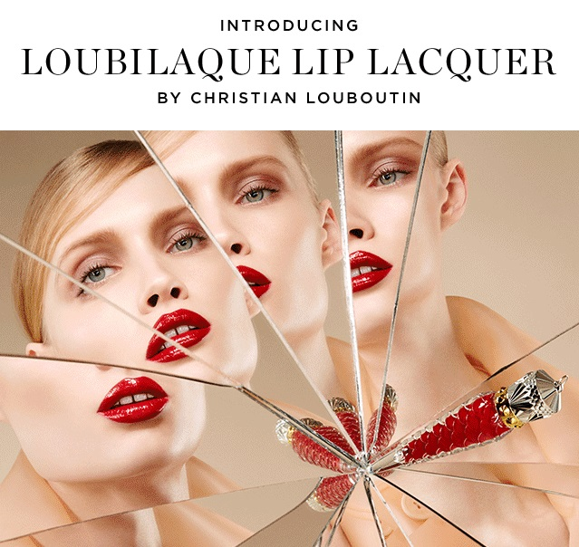 Louboutin Loubilaque Lip Lacquer