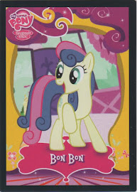 My Little Pony Bon Bon Series 2 Trading Card
