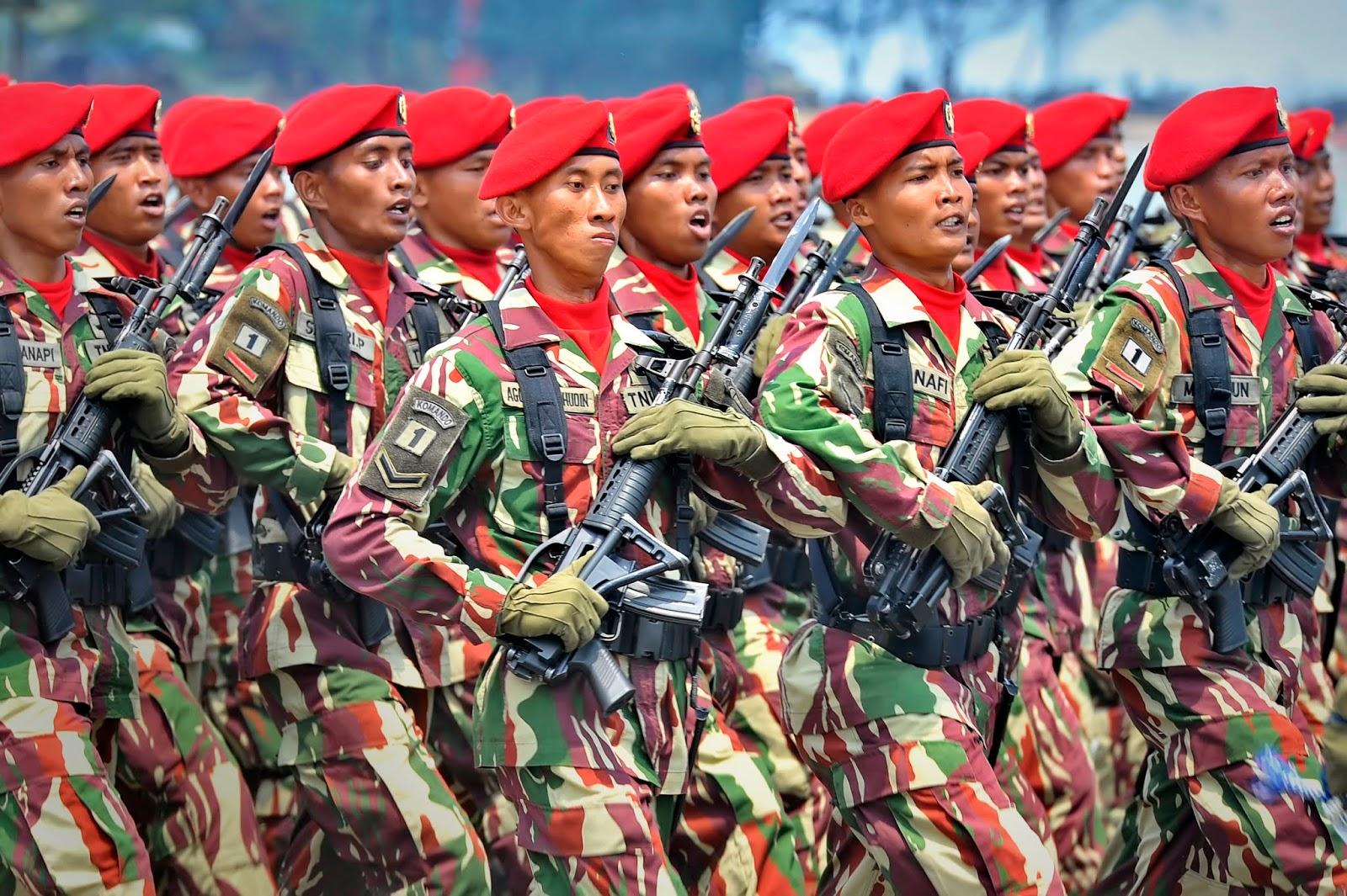 Presiden Jokowi Restui Operasi Gabungan Antiteror TNI