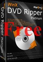 Cara Mudah dan Cepat Mendapatkan License Key/Serial Key WinX DVD Ripper Platinum Secara Legal dan Gratis Seumur Hidup Tanpa Patch, Crack dan Keygen Terbaru