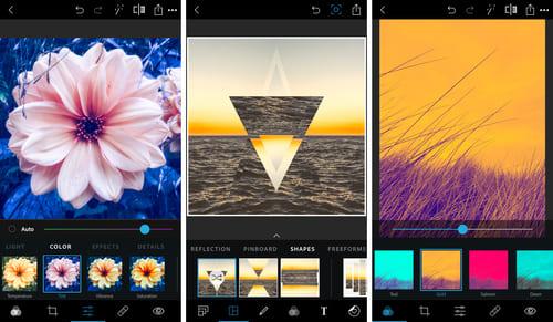 Melhores editores de fotos para Android e iPhone