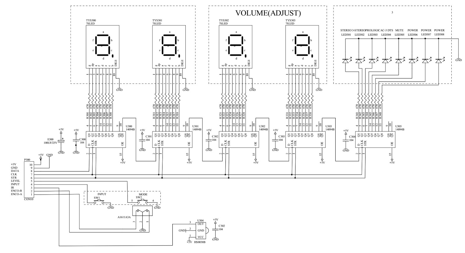 Microlab M 280 Circuit Diagram Auto Electrical Wiring Related With