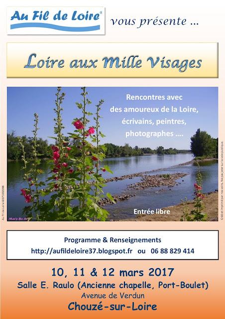 Exposition de l'Association Au Fil de Loire