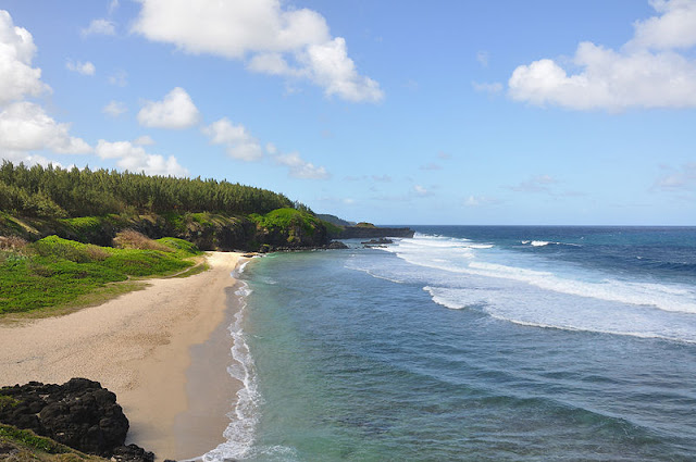Mauritius, Gris Gris Beach, Souillac by Simisa