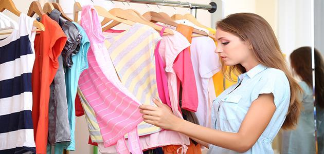 اختيار لون ملابسك